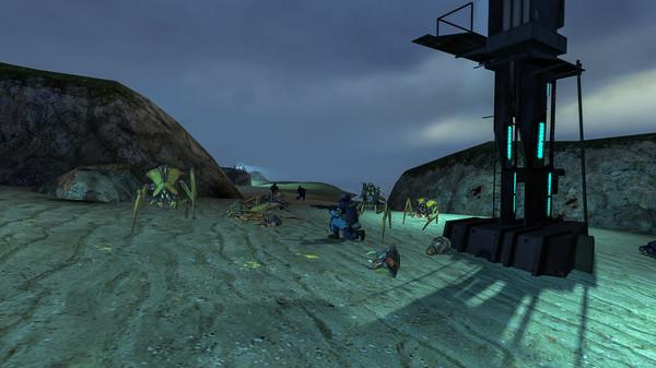 Скриншот №17 к Half-Life 2 Update