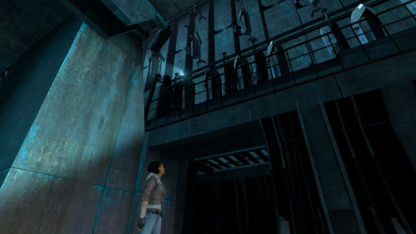 Скриншот №1 к Half-Life 2 Update