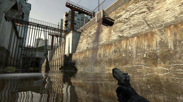 Скриншот №6 к Half-Life 2 Update
