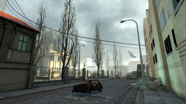 Скриншот №11 к Half-Life 2 Update