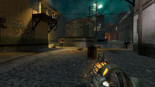Скриншот №3 к Half-Life 2 Update