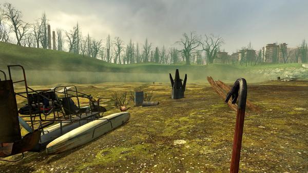 Скриншот №7 к Half-Life 2 Update