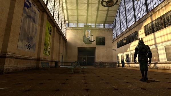 Скриншот №4 к Half-Life 2 Update