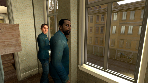 Скриншот №5 к Half-Life 2 Update