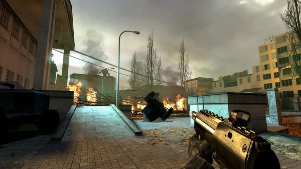 Скриншот №13 к Half-Life 2 Update