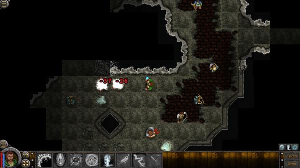 Screenshot of Heroes of Steel RPG