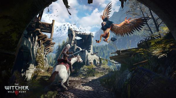Скриншот №1 к Ведьмак 3 Дикая Охота