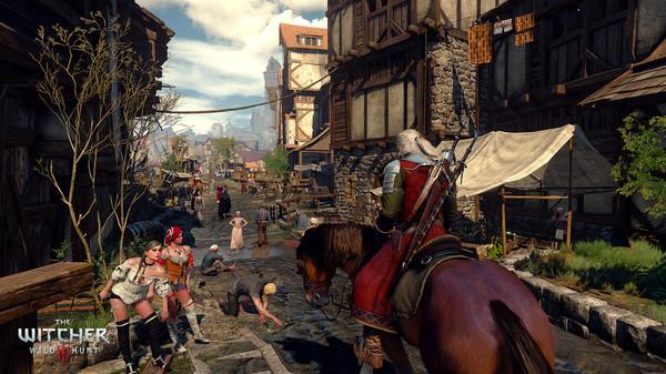 Скриншот №7 к Ведьмак 3 Дикая Охота