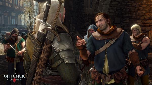 Скриншот №12 к Ведьмак 3 Дикая Охота