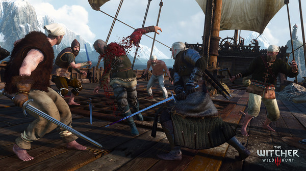 Скриншот №4 к Ведьмак 3 Дикая Охота