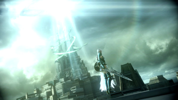 FINAL FANTASY XIII-2 скриншот
