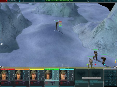 скриншот UFO: Aftermath 3