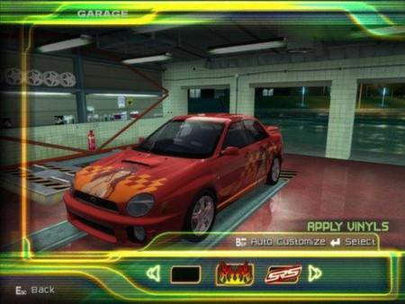 Скриншот №8 к Street Racing Syndicate