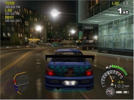 Скриншот №9 к Street Racing Syndicate