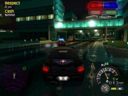 Скриншот №4 к Street Racing Syndicate