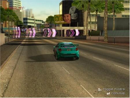 Скриншот №6 к Street Racing Syndicate