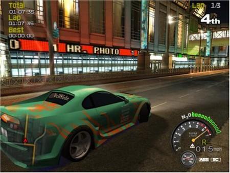 Скриншот №3 к Street Racing Syndicate