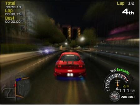 Скриншот №2 к Street Racing Syndicate