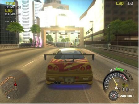 Скриншот №5 к Street Racing Syndicate