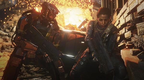 Скриншот №1 к Call of Duty® Infinite Warfare
