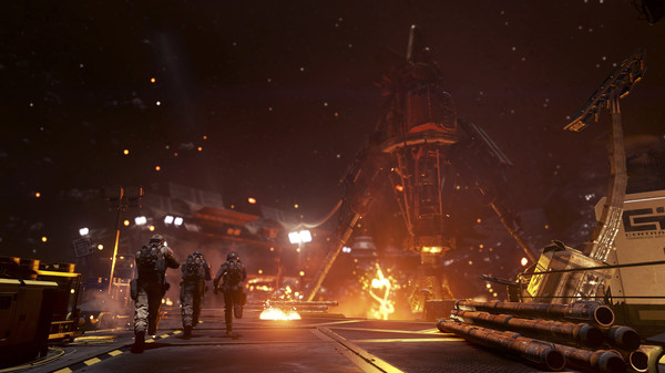 Скриншот №2 к Call of Duty® Infinite Warfare