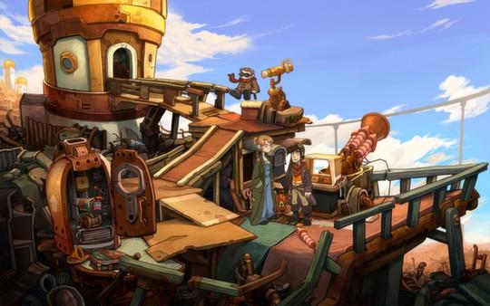 Скриншот №14 к Deponia The Complete Journey