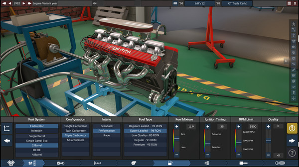 Скриншот №15 к Automation - The Car Company Tycoon Game