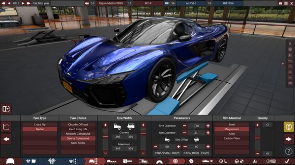 Скриншот №2 к Automation - The Car Company Tycoon Game
