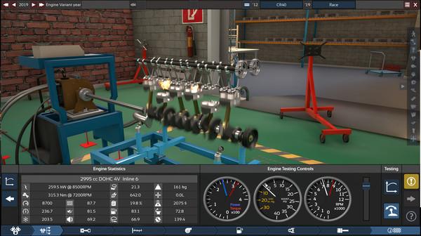 Скриншот №3 к Automation - The Car Company Tycoon Game