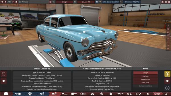Скриншот №5 к Automation - The Car Company Tycoon Game