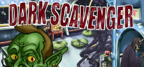 Game Banner Dark Scavenger