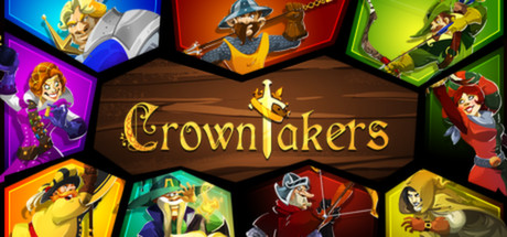 Crowntakers Cover Image