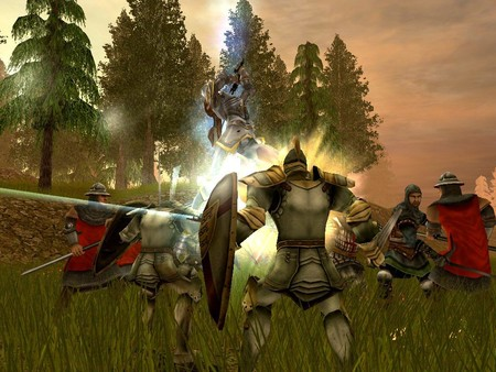 Screenshot of Wars and Warriors: Joan of Arc