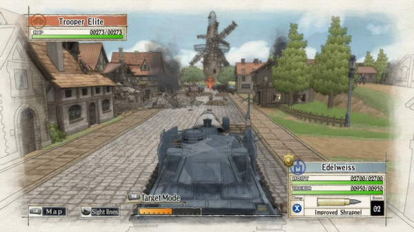 Скриншот №4 к Valkyria Chronicles™