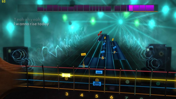 "Скриншот №1 к Rocksmith® 2014 – Alter Bridge - ""Rise Today"""