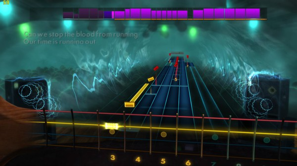 "Скриншот №4 к Rocksmith® 2014 – Alter Bridge - ""Rise Today"""
