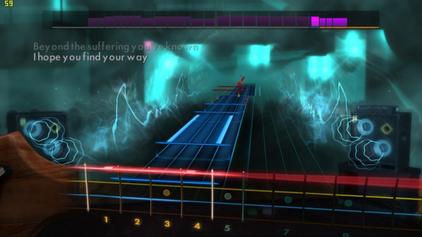 "Скриншот №4 к Rocksmith® 2014 – Alter Bridge - ""Blackbird"""