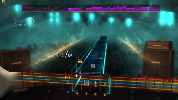 "Скриншот №3 к Rocksmith® 2014 – Alter Bridge - ""Blackbird"""