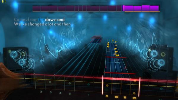 "Скриншот №5 к Rocksmith® 2014 – 311 - ""Down"""