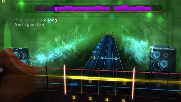 Скриншот №2 к Rocksmith® 2014 – 311 Song Pack