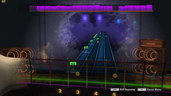 Скриншот №4 к Rocksmith® 2014 – 311 Song Pack