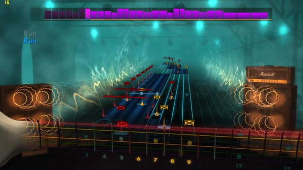 Скриншот №4 к Rocksmith® 2014 – Mastodon Song Pack