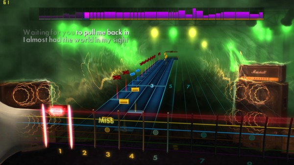 Скриншот №5 к Rocksmith® 2014 – Mastodon Song Pack