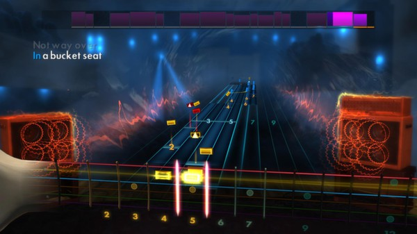 "Скриншот №2 к Rocksmith® 2014 – Cake - ""Stickshifts And Safetybelts"""