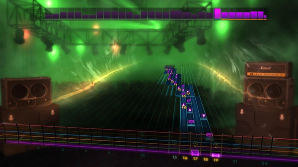 """Скриншот №5 к Rocksmith® 2014 – Slash featuring Myles Kennedy and The Conspirators - """"Youre a Lie"""""""