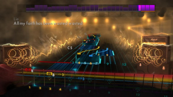 """Скриншот №4 к Rocksmith® 2014 – Slash featuring Myles Kennedy and The Conspirators - """"Youre a Lie"""""""