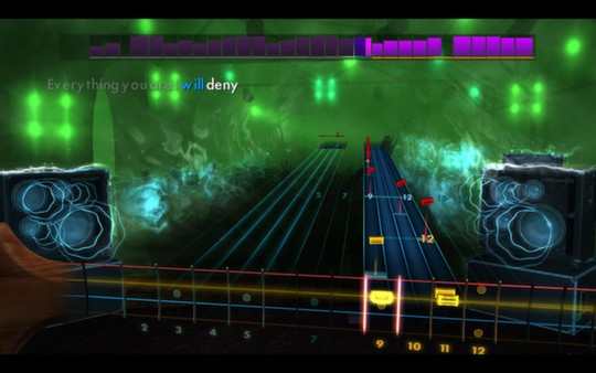 """Скриншот №3 к Rocksmith® 2014 – Slash featuring Myles Kennedy and The Conspirators - """"Youre a Lie"""""""