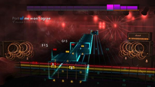 "Скриншот №3 к Rocksmith® 2014 – Sum 41 - ""The Hell Song"""