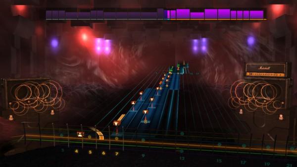 "Скриншот №4 к Rocksmith® 2014 – Sum 41 - ""The Hell Song"""