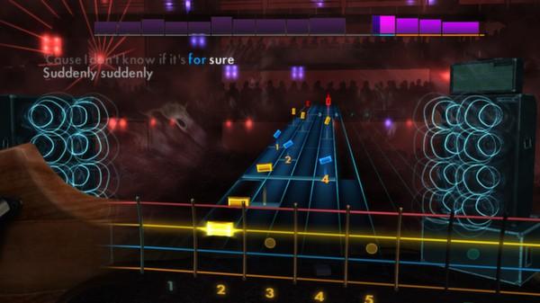 "Скриншот №5 к Rocksmith® 2014 – Sum 41 - ""The Hell Song"""